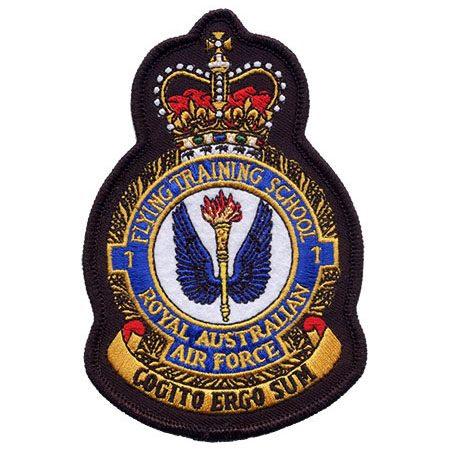 1 FTS Crest | RAAF | Museum Shop