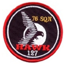 B632 (76 Sqn Hawk 127)