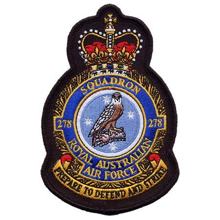 278 Sqn Crest | RAAF | Museum Shop
