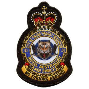 31 Sqn Crest | RAAF | Museum Shop