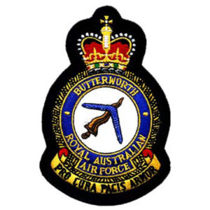 Butterworth Crest | RAAF | Museum Shop