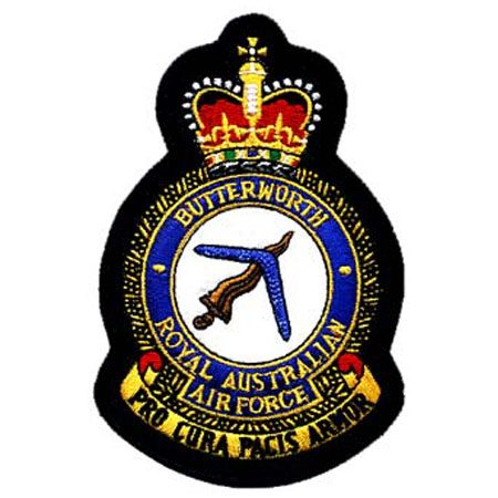 Butterworth Crest | RAAF | Museum Shop