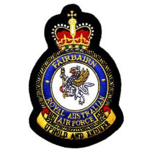 Fairbairn Crest | RAAF | Museum Shop