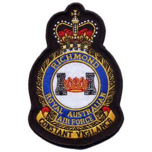 Richmond Crest | RAAF | Museum Shop