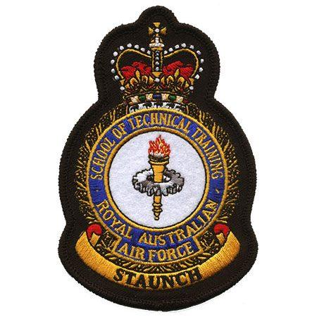 RSTT Crest | RAAF | Museum Shop
