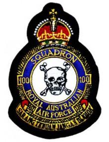 100 Sqn Crest | RAAF | Museum Shop