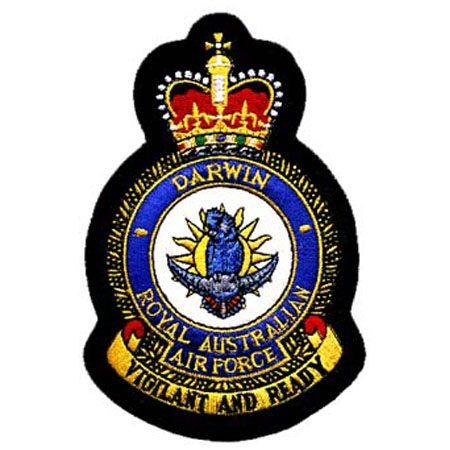 Darwin Crest | RAAF | Museum Shop