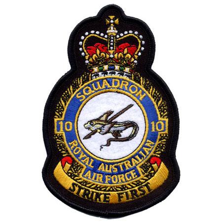 10 Sqn Crest | RAAF | Museum Shop