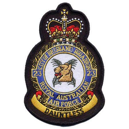 23 Sqn Crest | RAAF | Museum Shop