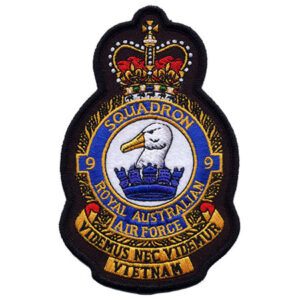 9 Sqn Crest | RAAF | Museum Shop
