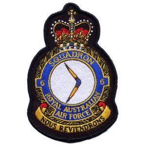 6 Sqn Crest | RAAF | Museum Shop