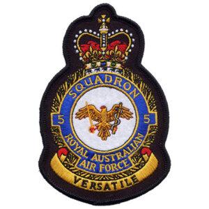 5 Sqn Crest | RAAF | Museum Shop