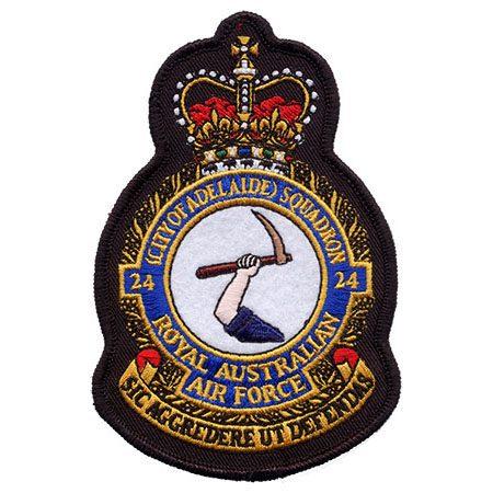 24 Sqn Crest | RAAF | Museum shop