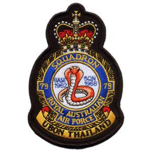 79 Sqn Crest | RAAF | Ubon | Museum Shop