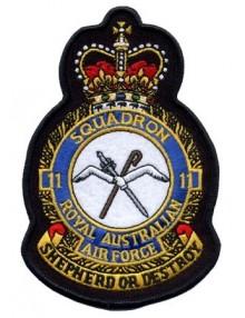 C023 (11 Squadron RAAF Crest)