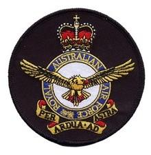 R081 (RAAF Crest Patch)