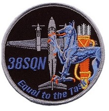 R392 (38 Squadron Equal to the Task)