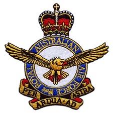 R400 (RAAF Crest (Cutout))